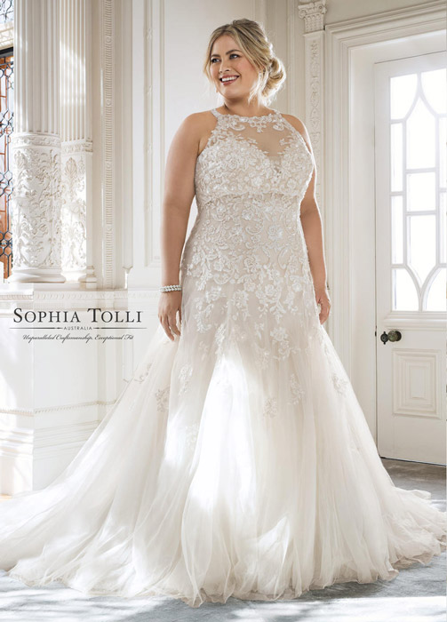 Plus Size Wedding Dresses Stepn Out Bridal Prom