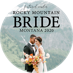 Logo - Rocky Mountain Bride